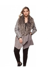 Dex Fur Collar Jacket