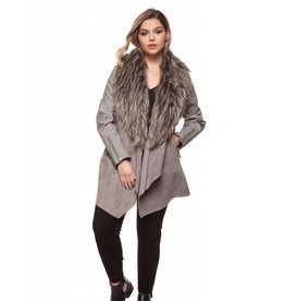 Dex Fur Collar Jacket