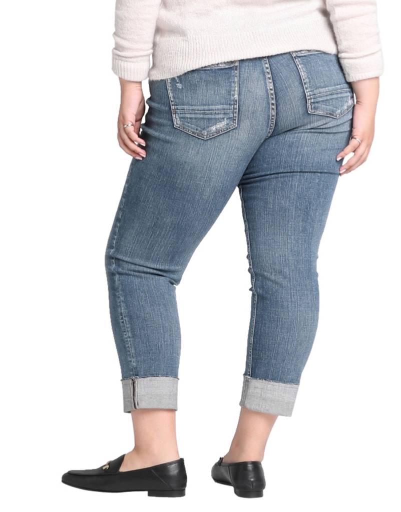 Silver Jeans Boyfriend Slim Jean