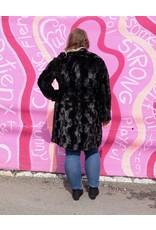 Pretty Women Fur Coat