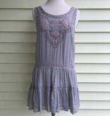 Flying Tomato Grey Dress ORIG $48