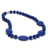 Chewbeads Chewbeads Perry Necklace in Cobalt