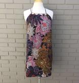 Greylin Greylin Lizza Strappy Paisley Print Cami Dress