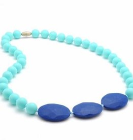 Chewbeads Greenwich Necklace Turquoise