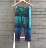Terez Sound Mixer Capri Leggings