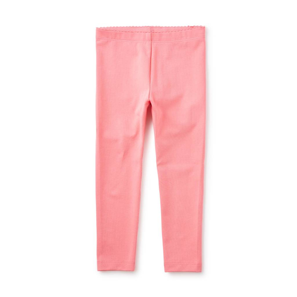 Skinny Solid Leggings Carnation ORIG 22.50