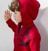 Kasai Zip Hoody Red SALE
