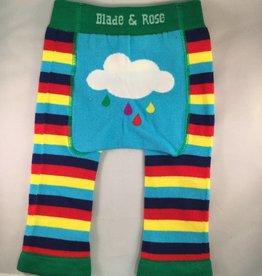 Blade & Rose Rainbow Cloud Leggings