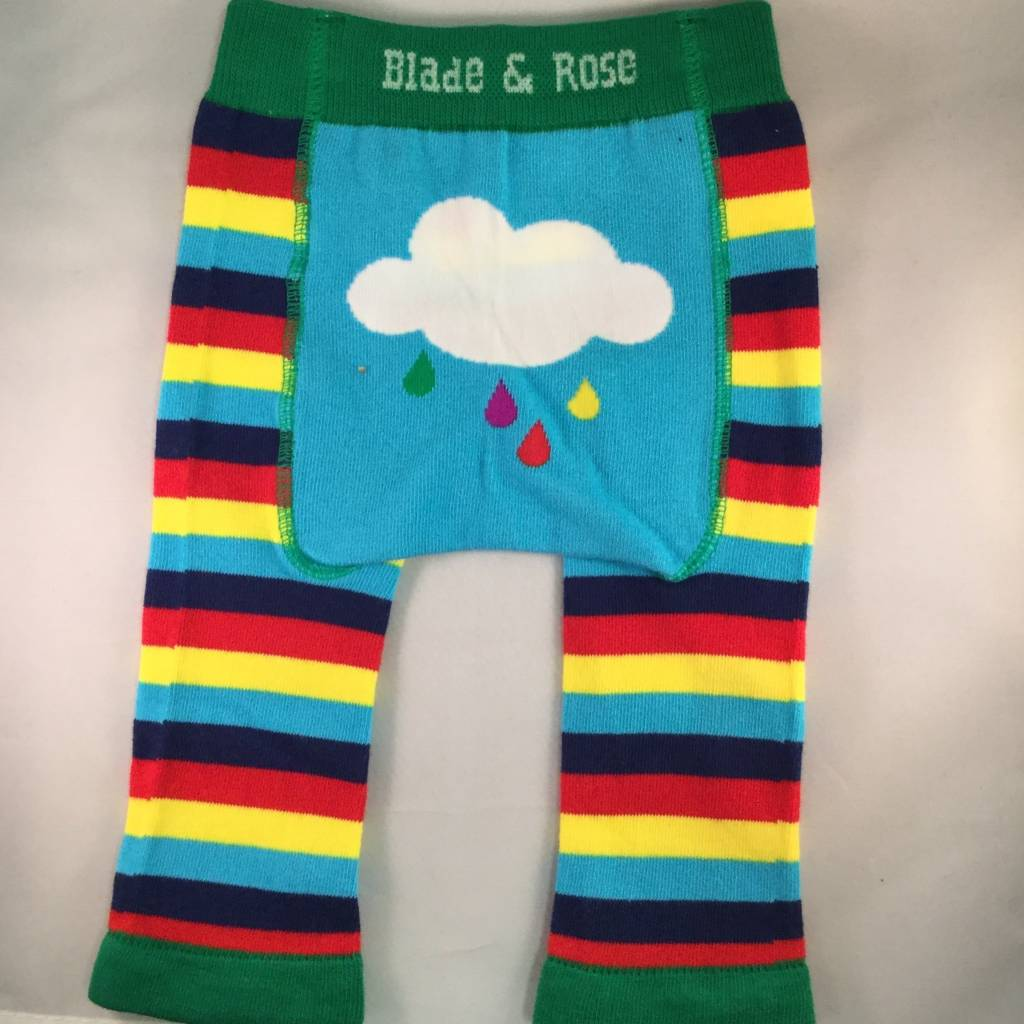 Blade & Rose Rainbow Cloud Leggings
