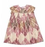 Pink Chicken Pink Gold Ikat Melodie Dress ORIG 74