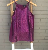 Greylin Bekka Purple Sequins Top ORIG 115