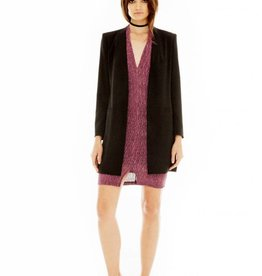 Meryl Long Blazer Black ORIG 130