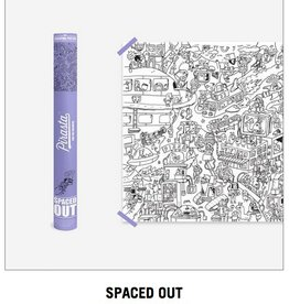 Spaced Out: Big Poster