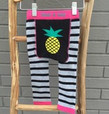 Blade & Rose Pineapple Stripe Leggings
