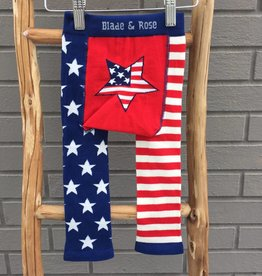 Blade & Rose USA Flag Leggings