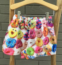 Iscream Donut Iscream Plush Fleece Shorts