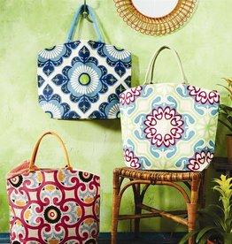 Santa Maria Tile Pattern Tote Bag