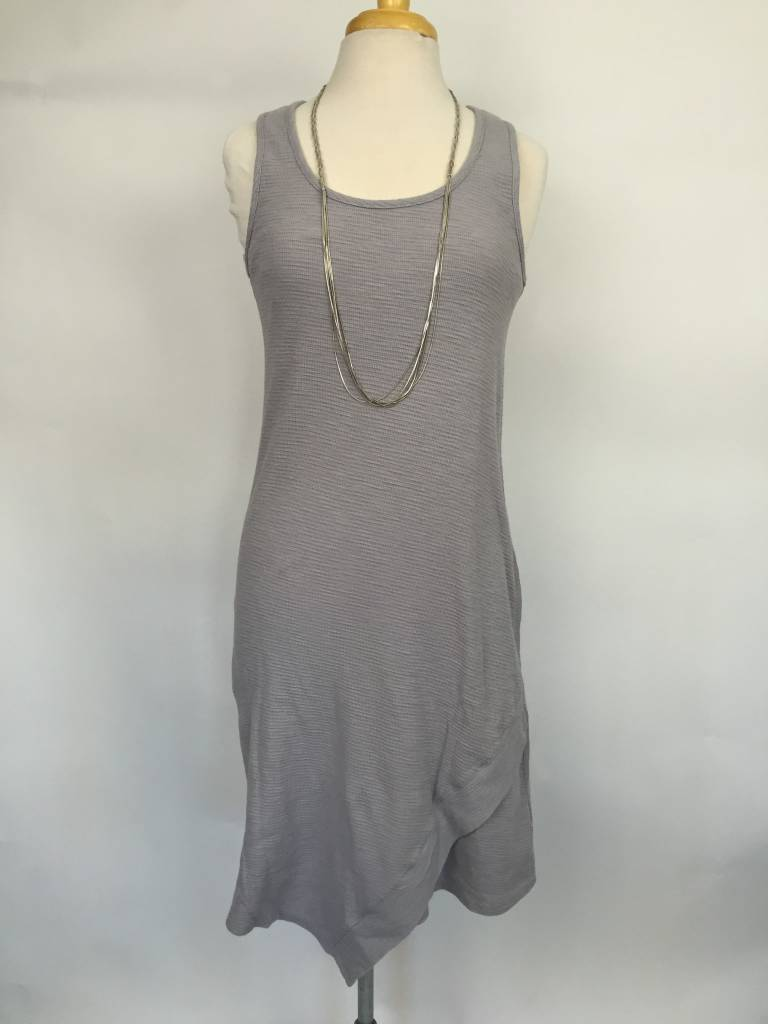 Mod-O-Doc Tank Dress Silver