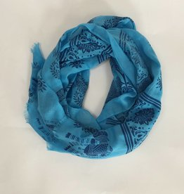 Scarf 21214 Shades of Blue