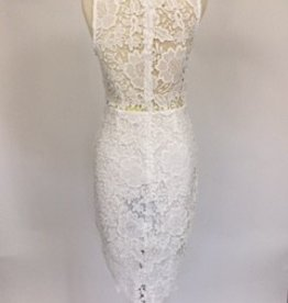 Samantha White Lace Dress ORIG 108