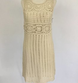 Natural Crochet Maya Dress