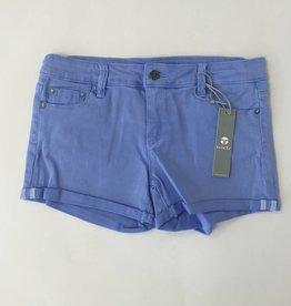 Tractr Girls TRACTR Jean Shorts in Hydrangea Blue