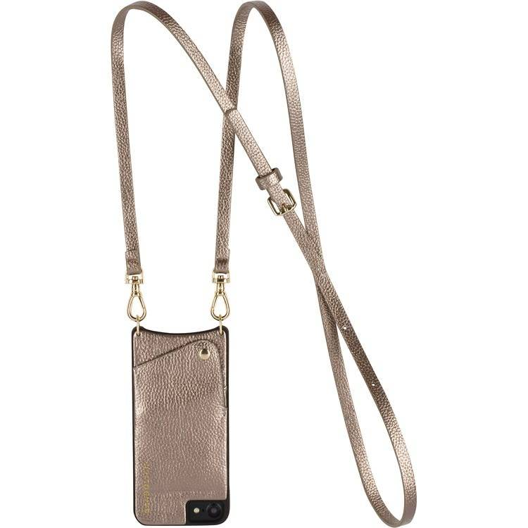 Bandolier Emma Bronze Gold 8+/7+/6+ iphone case