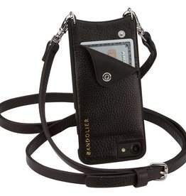 Bandolier Emma Black Pewter 8+/7+/6+ iphone case