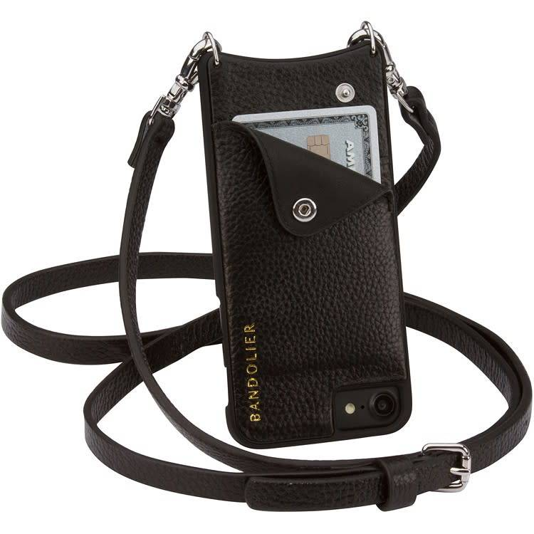 Bandolier Emma Black Pewter 8/7/6 iphone case