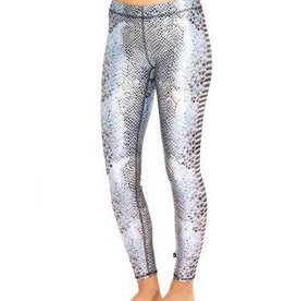 Terez Grey Stingray Leggings