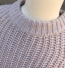 Chunky Patsy Sweater Blush