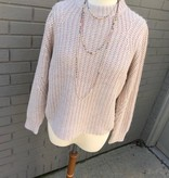 Chunky Patsy Sweater Blush