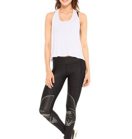 Terez Darth Vader Crystal Tall Band Legging
