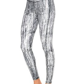 Terez Glass Half Full Ice Capri Leggings