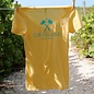 Live Sunny Ladies Yellow Relaxed Fit T-Shirt