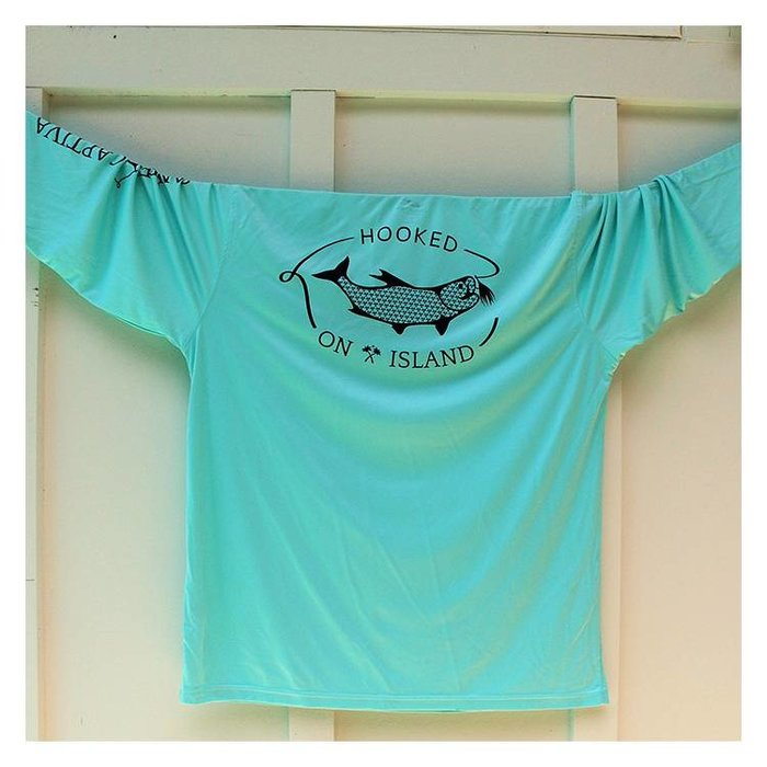 Hooked SPF Performance/Fishing Shirt