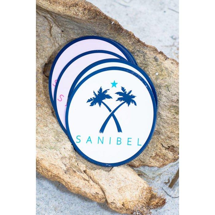 On Island Car Magnet