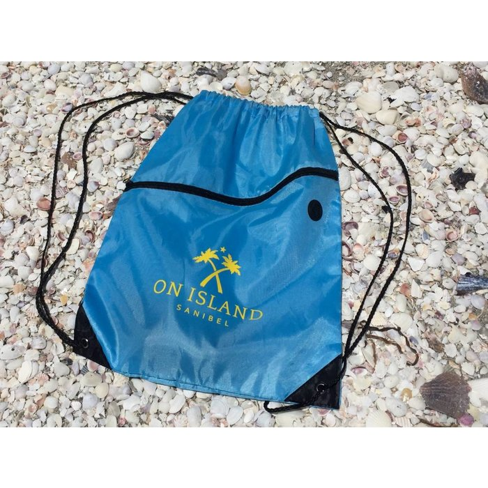 On Island Drawstring Backpack