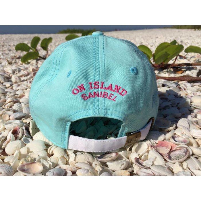 On Island Needlepoint Hats