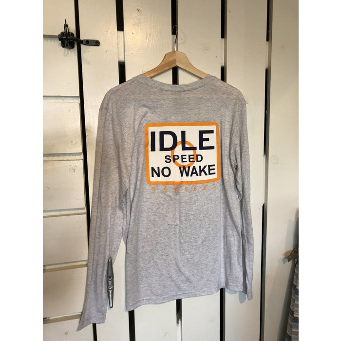 Idle Speed No Wake Long Sleeve Shirt