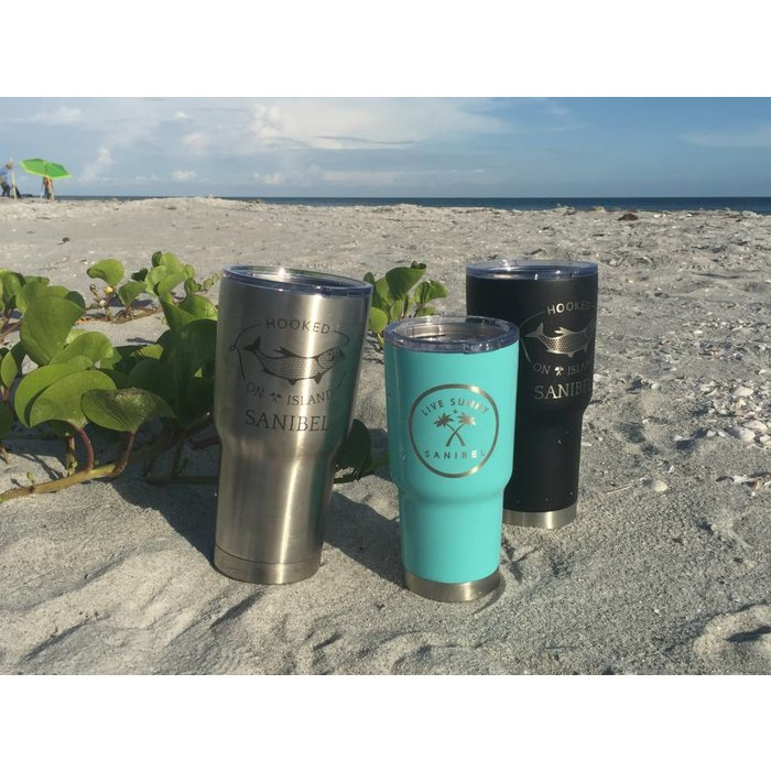 RTIC Hooked Stainless Tumbler
