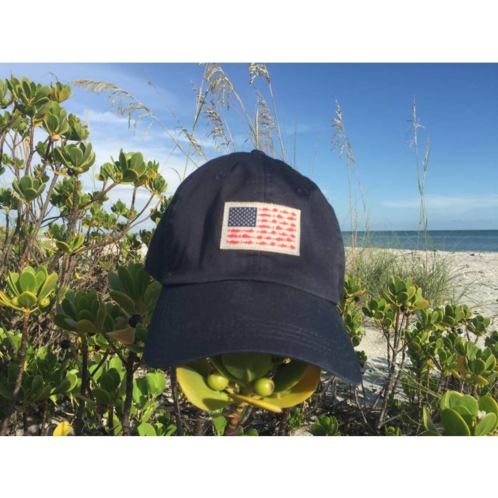 Fish Flag Hat