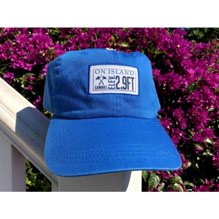 Elevation Hat in Blue