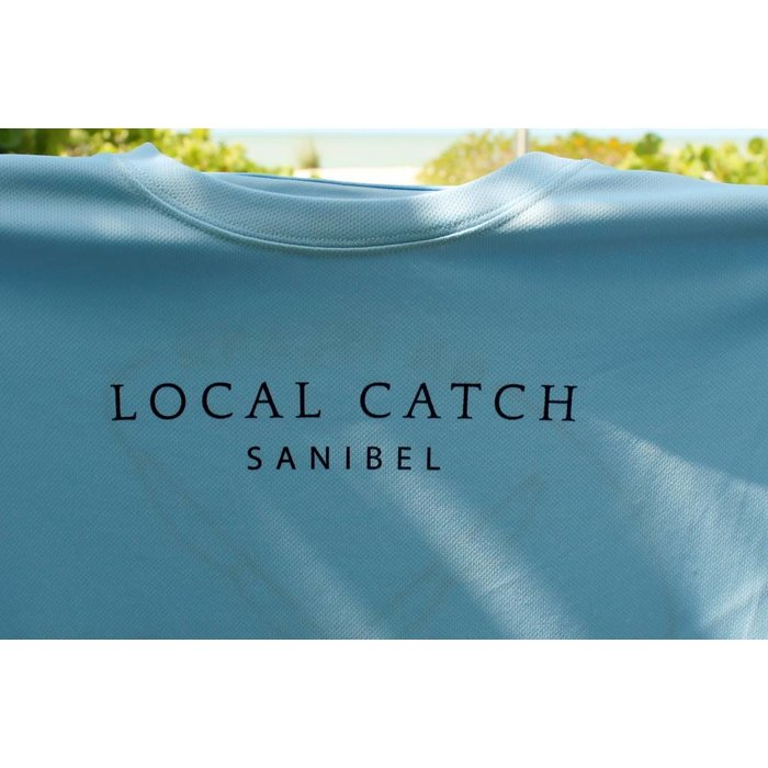 Men's Local Catch SPF Long Sleeved Performance Shirt