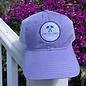 Lavender Logo Patch Trucker Hat
