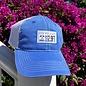 Blue Elevation Patch Trucker Hat