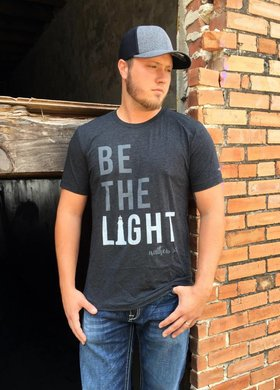 Threads of Light Be The Light Tee