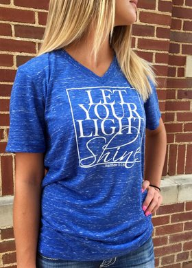 Threads of Light Shine Shirt