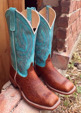 Anderson Bean Anderson Bean Turquoise Bison