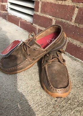 Twisted X Boat Shoe